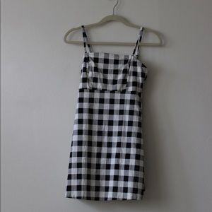 Forever21 Checkered Dress